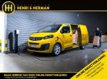 Opel Vivaro elektrisch L1H1 Edition 50kWh Lithium-Ion Batterij NIEUW TE BESTELLEN