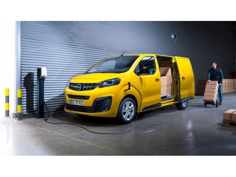 Opel Vivaro-e 50kWh L3H1 Innovation DC (NAVI/NIEUW)  elektrisch