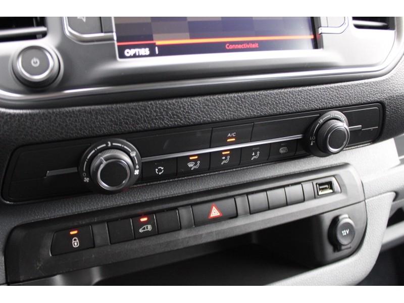 Citroen Jumpy GB M 2.0 BlueHDi 120PK 3-zits Club NAVI