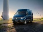Volkswagen Crafter elektrisch 35.8kWh l3h3 3500 100kW fwd aut