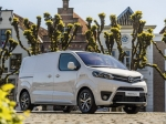 Toyota ProAce elektrisch 50kWh compact standard range cool comfort 1275kg lv 100kW aut