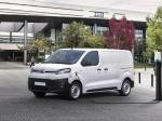 Citroen Jumpy Combi elektrisch 5-deurs 50kWh ev combi xs 100kW aut