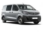 Opel Vivaro elektrisch 50kWh dc l3h1 sl edition 100kW aut
