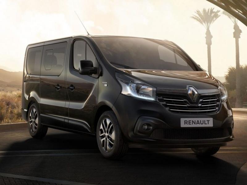 Renault Trafic 1.6dci t27 l1h1 comfort 95 euro6