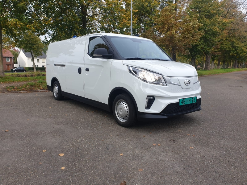 Maxus eDeliver 3 35kWh lwb 90kW aut