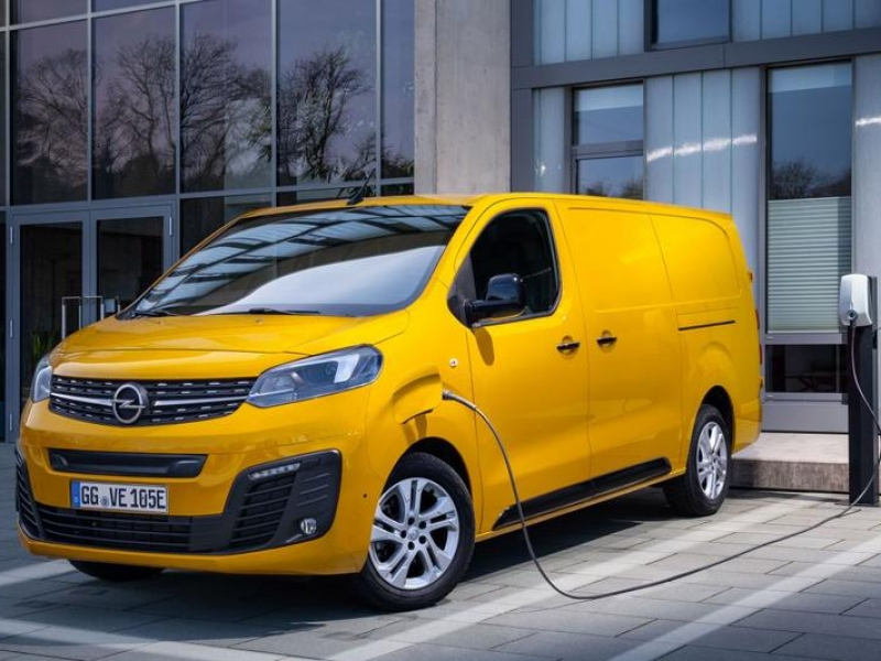 Opel Vivaro 50kWh l2h1 hl edition 100kW aut