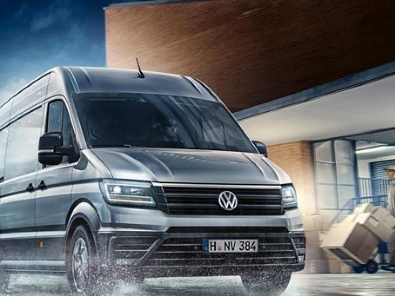 Volkswagen Crafter 35.8kWh l3h3 3500 100kW fwd aut  elektrisch