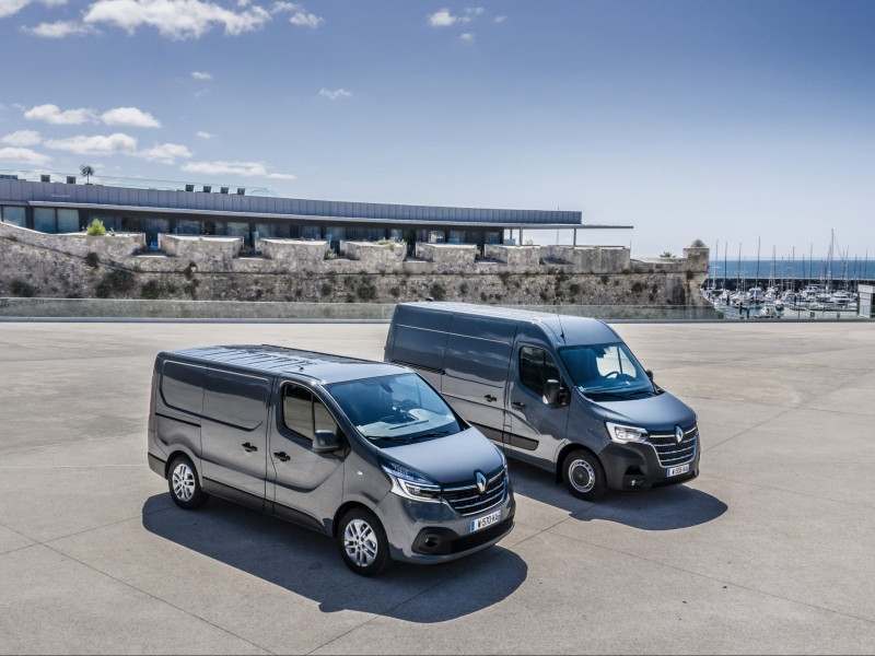 Renault Trafic 2.0dci dc t29 l2h1 comfort 120 euro6