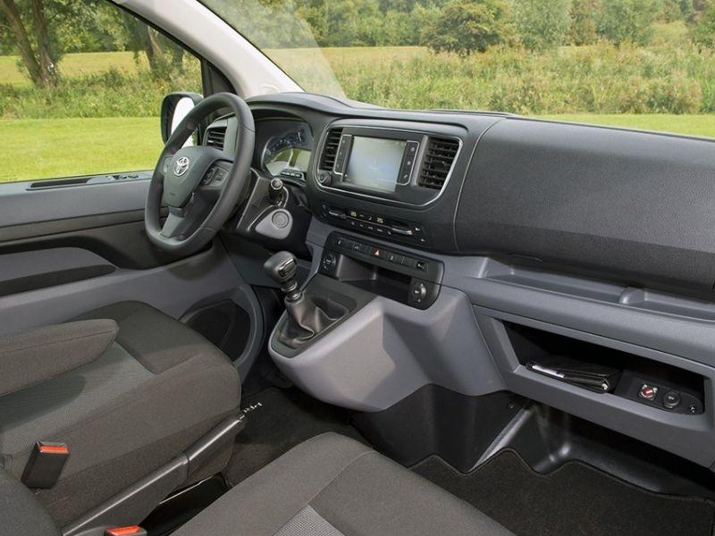 Toyota ProAce 50kWh compact standard range cool comfort 1275kg lv 100kW aut  elektrisch