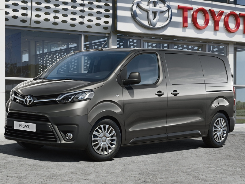 Toyota ProAce 1.5d compact cool comfort 75kW