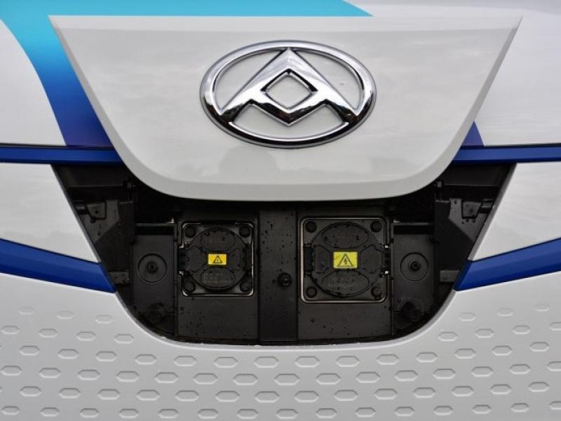 Maxus eDeliver 3 35kWh swb 90kW aut  elektrisch