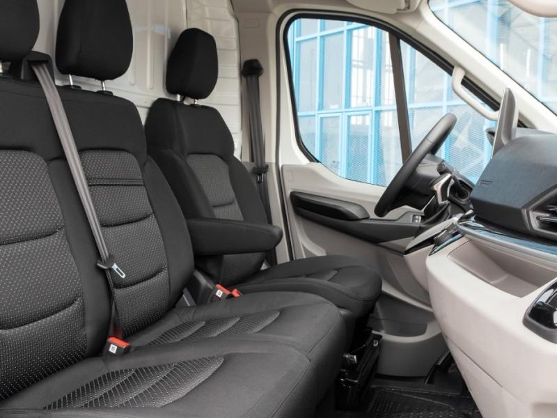 Maxus eDeliver 9 52kWh l2h2 120kw euro6.2  elektrisch