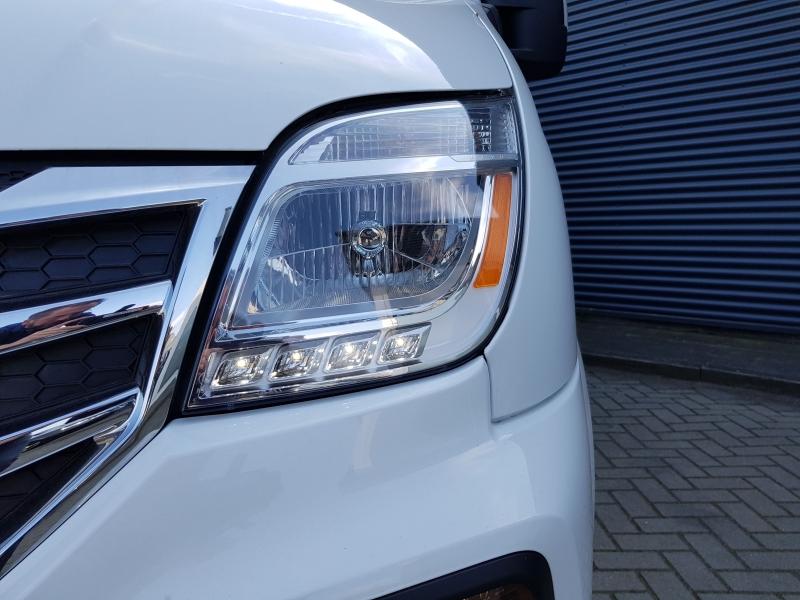 Maxus EV80 56kWh chassis cab 92kW aut  elektrisch