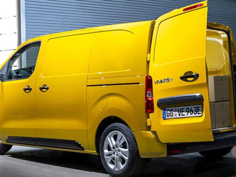 Opel Vivaro 75kWh l2h1 sl edition 100kW aut  elektrisch