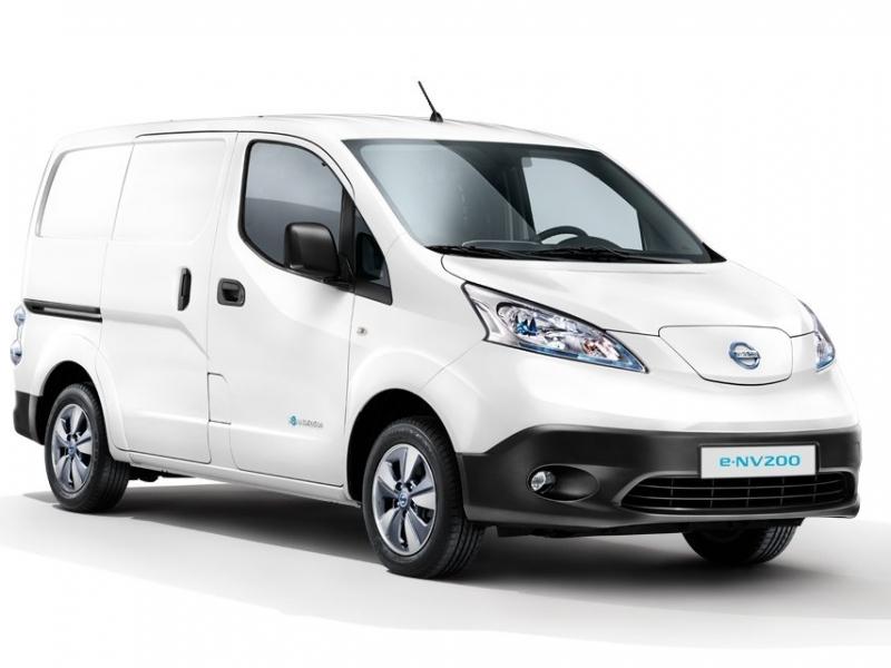 Nissan NV200 38kWh visia 80kW aut  elektrisch
