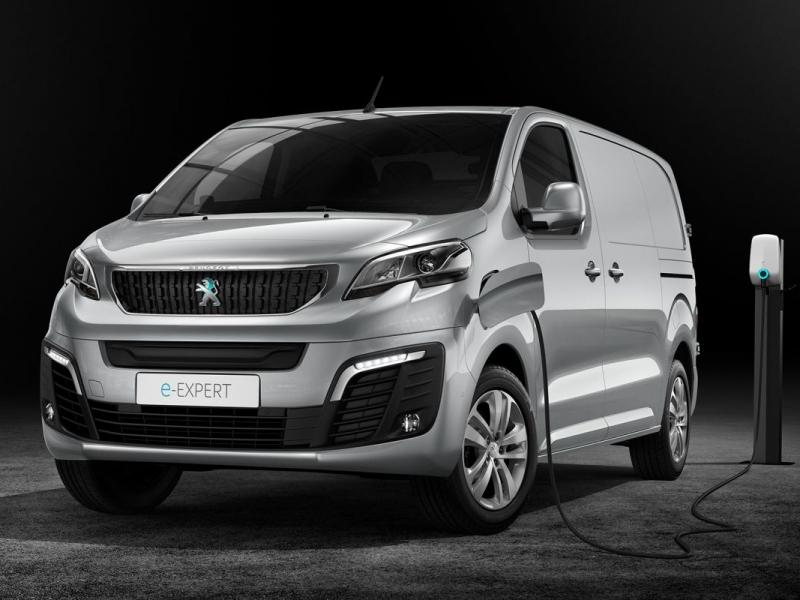 Peugeot Expert 75kWh e-expert standard pro 100kW aut  elektrisch