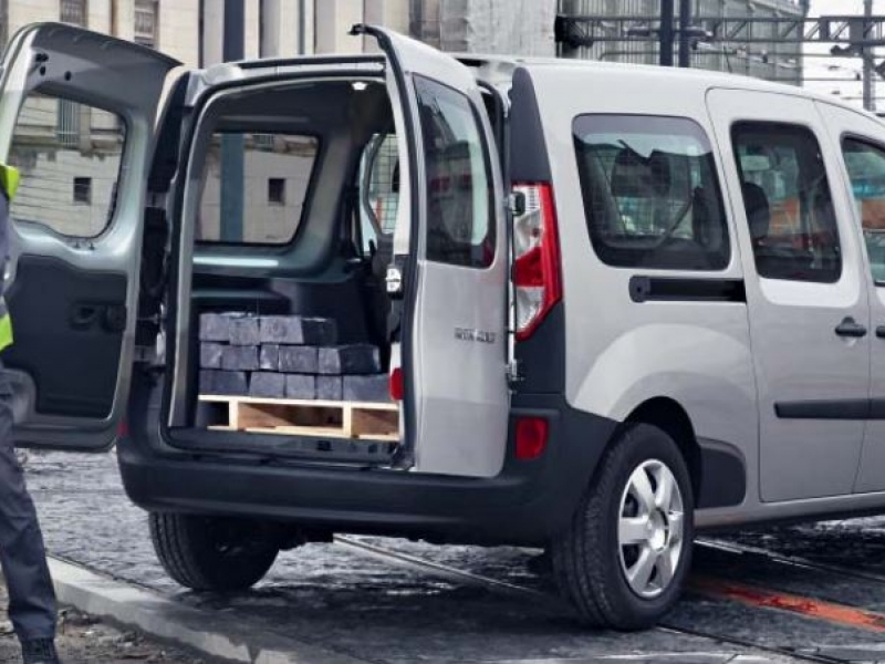 Renault Kangoo Z.E. 33kWh maxi aut  elektrisch