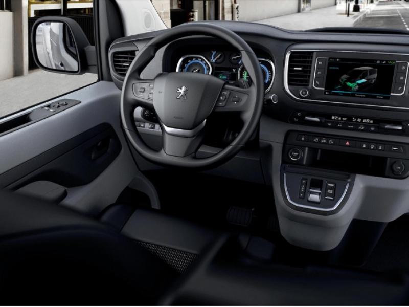 Peugeot Expert 50kWh e-expert standard premium 100kW aut  elektrisch