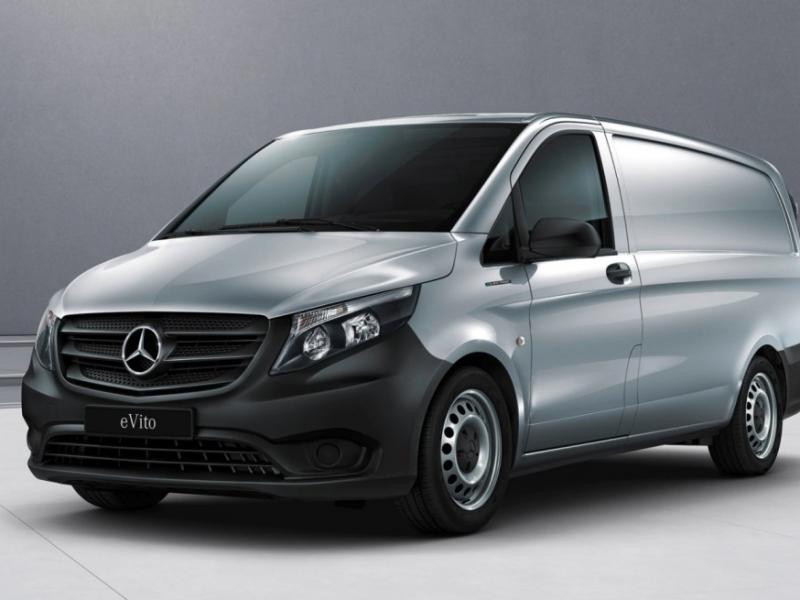 Mercedes-Benz Vito 35kWh lang 85kW aut  elektrisch