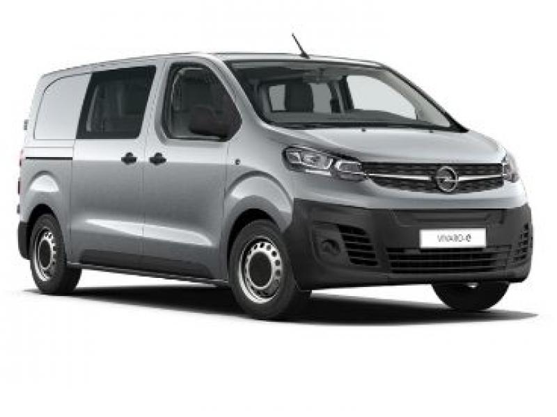 Opel Vivaro 50kWh dc l3h1 sl edition 100kW aut  elektrisch