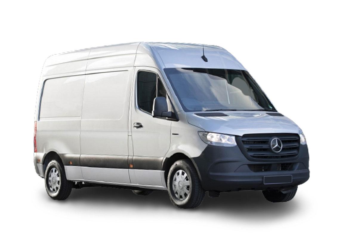 Mercedes e-Sprinter 47 kWh