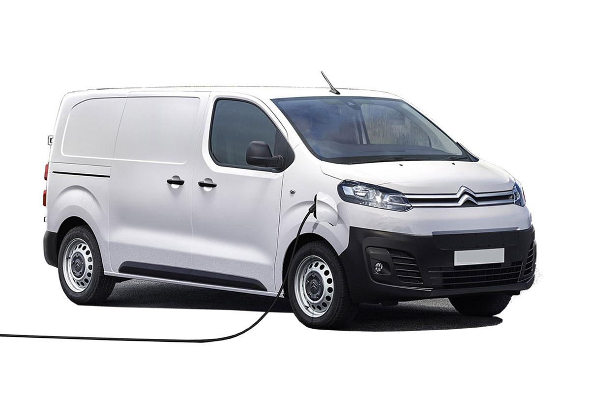 Citroen ë-Jumpy 50 kWh