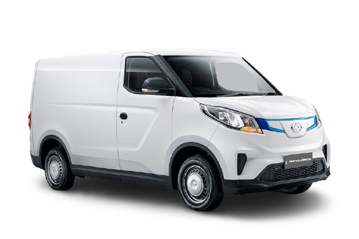 Maxus E-Deliver 3 LWB 35 kWh