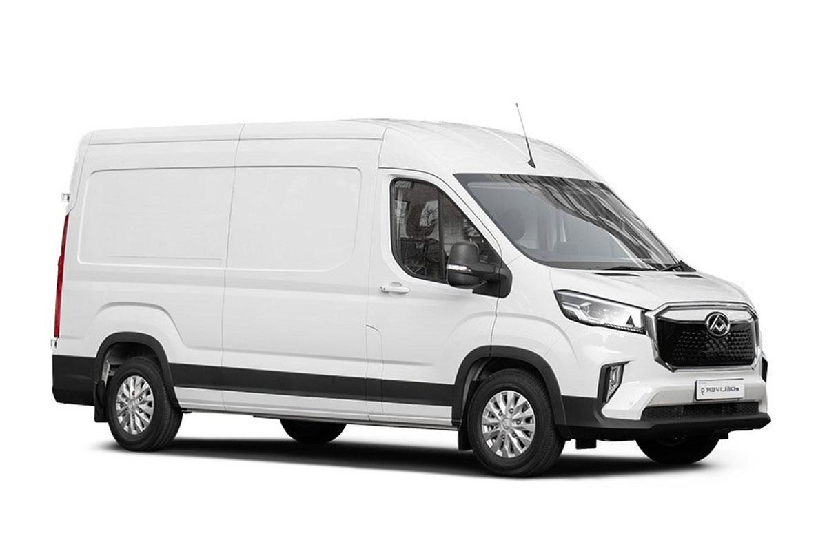 Maxus E-Deliver 9 72 kWh