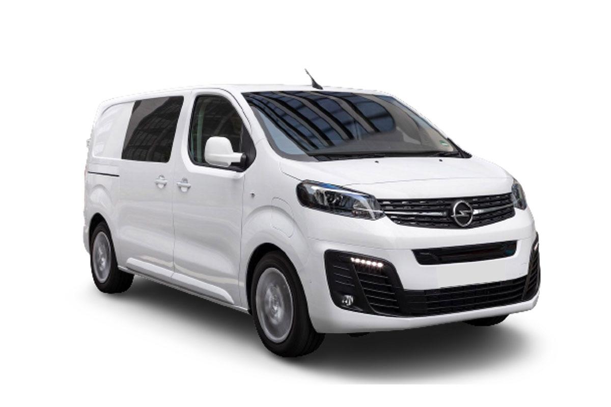 Opel Vivaro-e 50 kWh