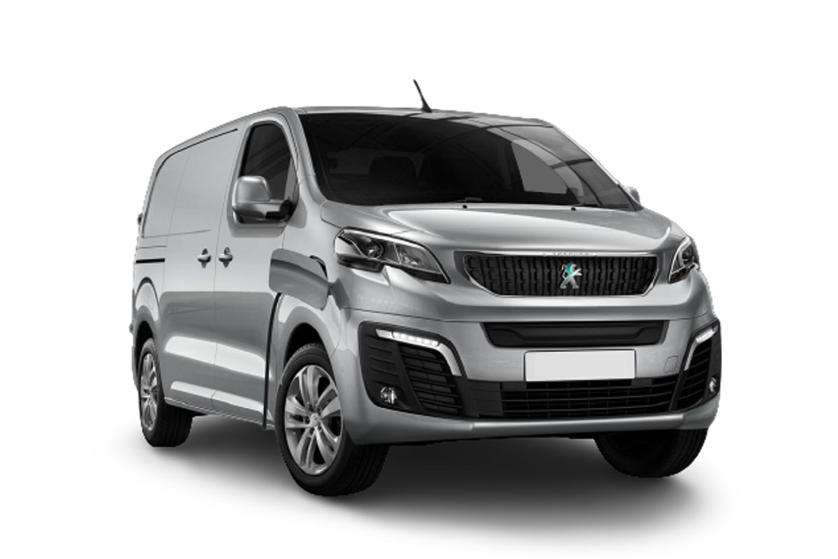 Peugeot e-Expert 50 kWh