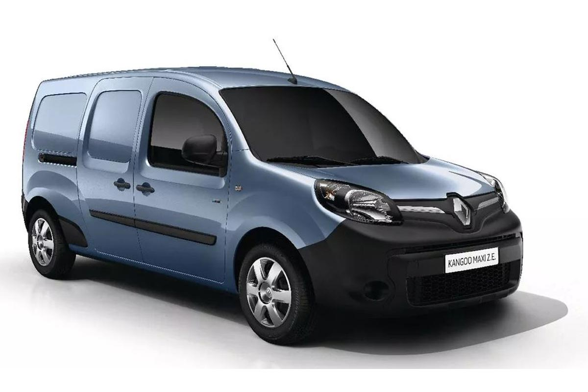 Renault Kangoo Maxi ZE 33 kWh